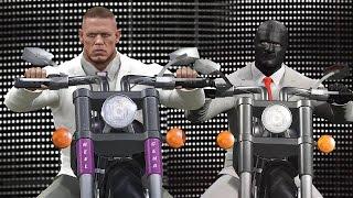 WWE 2K17 Story - John Cena Unmasks The Hitman