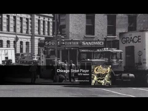 Chicago - Street Player (1979)