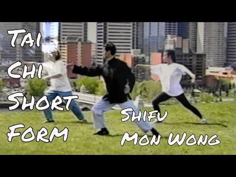 Short Form Yang Style Tai Chi