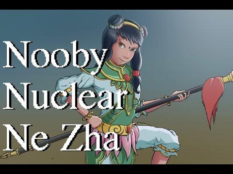 SMITE - Nooby Nuclear Ne Zha