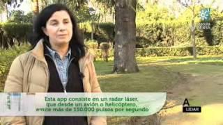 Andalucía.es :LIDAR, tecnología que combina radar, láser y gps. Emisión: 17-03-2013