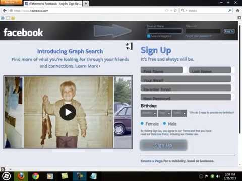 how to install facebook themes