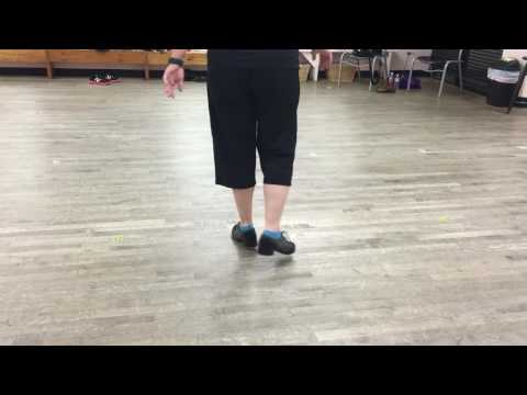 Waltz clog combo with single double triple