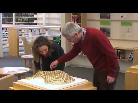 Princeton class in German thin-shell structures yields new exhibit
