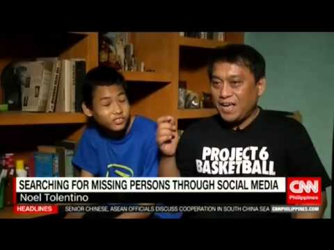 How to find missing people using social media - Philippines