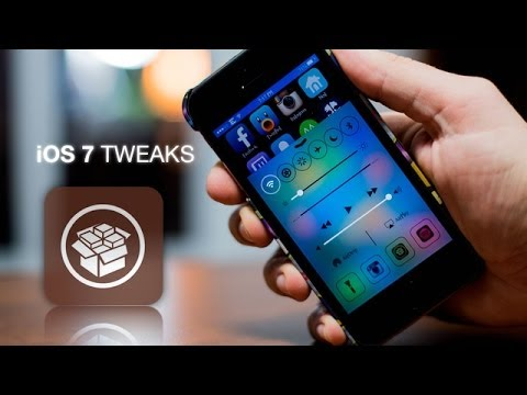 Top 10 Free iOS 7 Cydia Tweaks & Apps 2014 For iPhone & iPod Touch