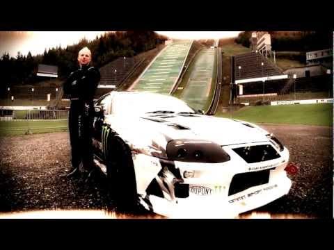 Kenneth Moen Hillclimb Drift Lillehammer