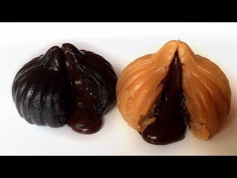 No steam No fry Modak | Instant Choco Lava Modak | Ganesh chaturthi special | Biscuit (Oreo) Modak |