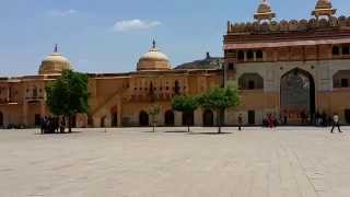 Jaipur amer fort video may 2014