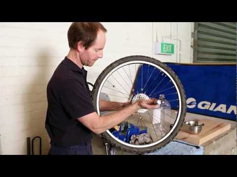 Replacing a Freehub Body