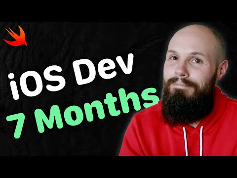 How I Got My First iOS Developer Job in 7 months - Starting From Scratch