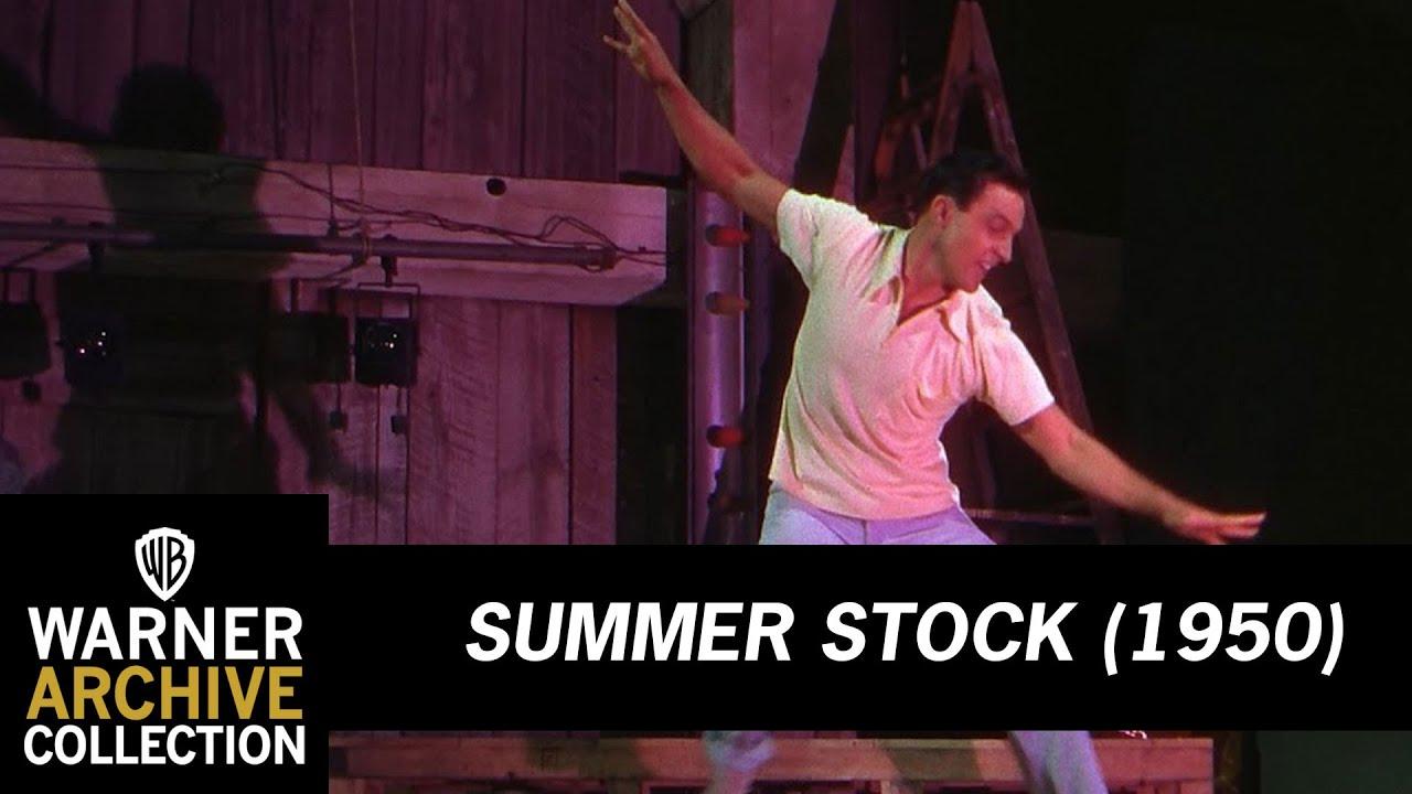 Summer Stock (1950) – Gene Kelly Solo Dance