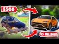 Rprorevenge I WANT The 5 MILLION CAR For 500
