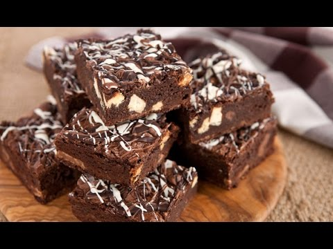 how to make brownies without oven