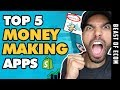 TOP 5 MONEY MAKING SHOPIFY APPS YOU MUST HAVE ON YOUR DROPSHIPPING STORE 2018