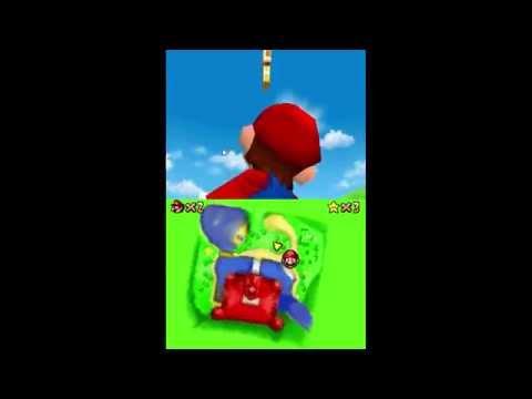 Super Mario 64 DS - Phantom Key Glitch