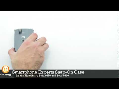Smartphone Experts Snap On Case for BlackBerry Bold 9650, Tour 9630