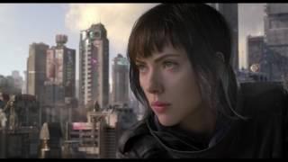 Ghost In The Shell - Steve Aoki Remix | official trailer (2017) Scarlett Johansson