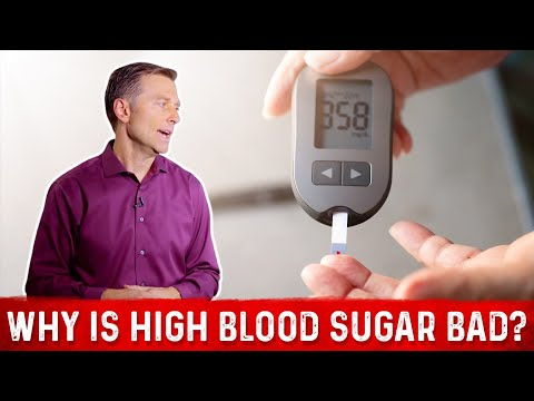 Why is High Blood Sugar Levels So Bad?