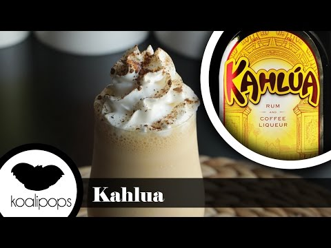 Kahlua Milkshake | Milkshake Mondays