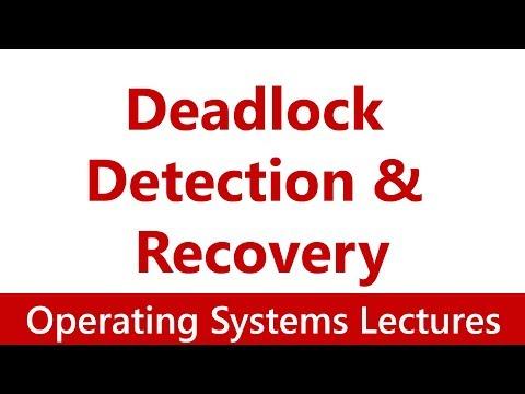 Operating System #31 Deadlocks: Deadlock Detection & Recovery