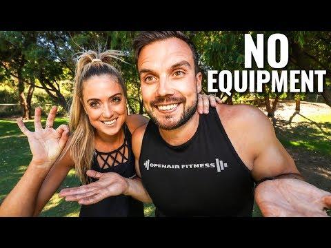 Outdoor Workout - No Equipment