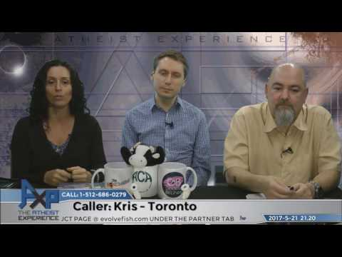 Answered Prayer and God is Love | Chris - Toronto | Atheist Experience 21.20
