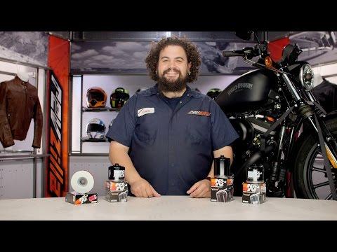 K&N Oil Filters Review at RevZilla.com