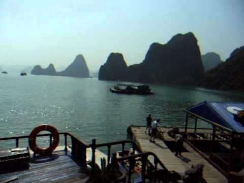 Halong Bay (UNESCO World Heritage Site) - Vietnam