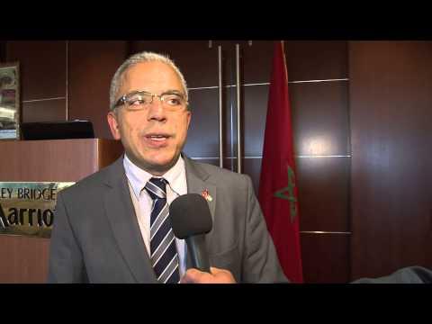 عبد اللطيف معزوز يعقد لقاء تواصليا موسعا مع أفراد الجالية المغربية المقيمة بمنطقة واشنطن الكبرى