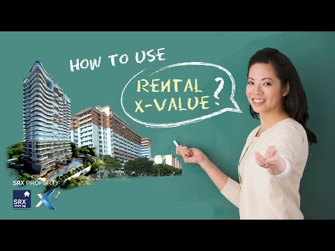 Singapore Rental Report: Pricing Your Home With X-Value