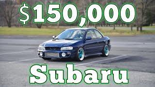 2001 Subaru Impreza RS 2JZ Swap: Regular Car Reviews