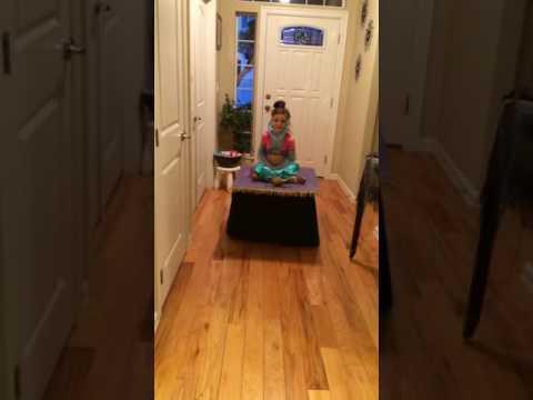 Genie takes flight on magic carpet