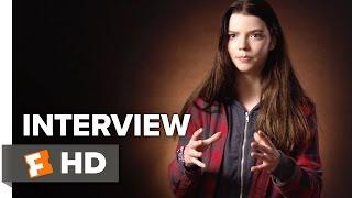 Split Interview - Anya Taylor-Joy (2017) - Horror Movie