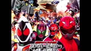 Kamen Rider × Super Sentai: Super Hero Taisen Original Sound Track FULL
