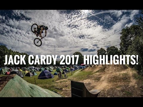 Jack Cardy 2017 HIGHLIGHT VIDEO!