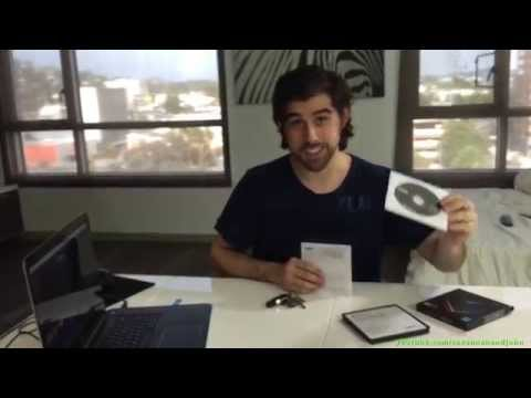 Samsung SSD 850 PRO Installation into Dell Inspiron Laptop - Unboxing & Benchmarking
