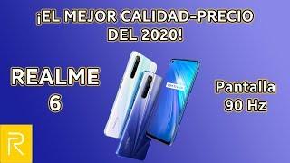 REALME 6 Review en español México / ¿LA MEJOR COMPRA DEL 2020?