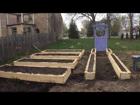 Gardening in Wisconsin - Week 5 of 30 - May 2018