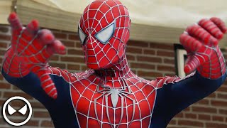 SPIDER-MAN The Original Movie Suit – Top Quality Replica Costume