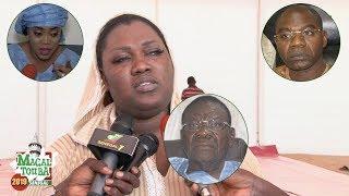 Polémique entre Serigne Saliou Thioune et Sokhna Aida: La réaction surprenante de Bijou Ngoné 2stv