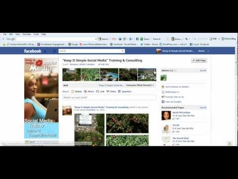 How to Upload and Tag Photos on Your Facebook Business Page.