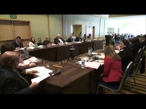 CSLB Quarterly Board Meeting - February 19, 2014