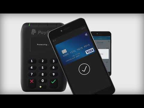 How to Accept Contactless or NFC Payments (PayPal Here)