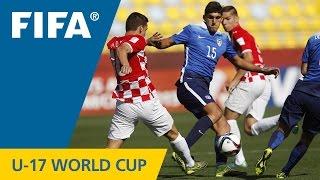 Highlights: USA v. Croatia - FIFA U17 World Cup Chile 2015