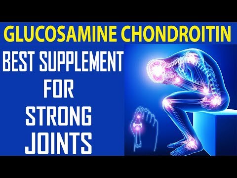 Glucosamine Chondroitin Best Supplement For Joint And knee Pain Treatment - Benefits Of Glucosamine