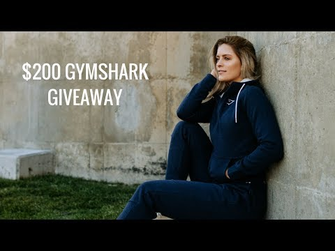The End Of WHITMAS! Gymshark Giveaway!