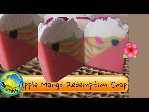 Apple Mango Soap