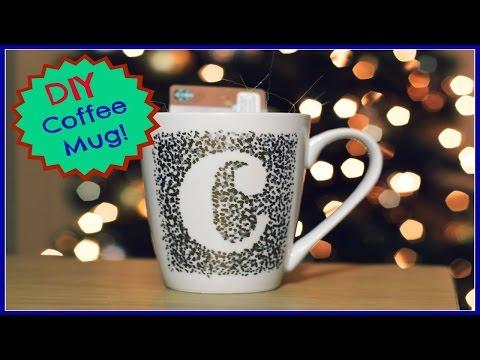 DIY Coffee Mug!