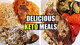 KETO Diet   Meals For WEIGHT LOSS   Ft. Green Chef
